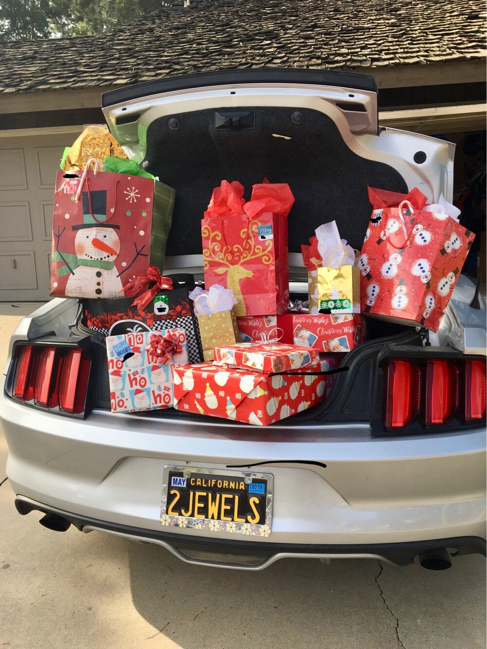 Santa's Angels 12.25.2018